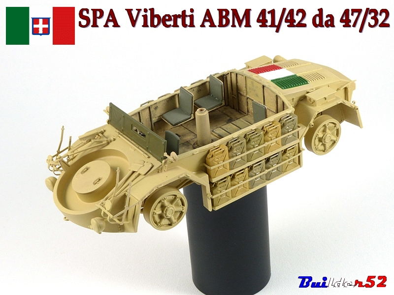 ABM 41/42  AT 47/32 - Italeri 1/35 624243P1050179
