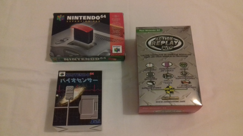 Ma collection 6244434n64accessoires