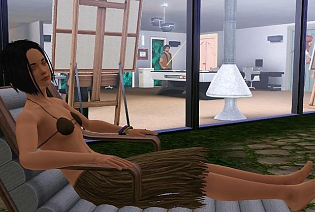 [ABANDONNE] SE4M : Sims Entre 4 Murs - Page 2 624500Screenshot15