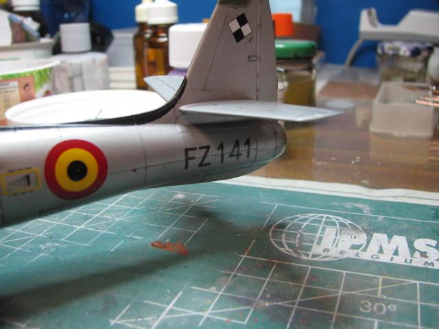 DUO: F-104N (NASA) + F-104G (BAF) Hazegawa 1/48  - Page 2 624592IMG7212