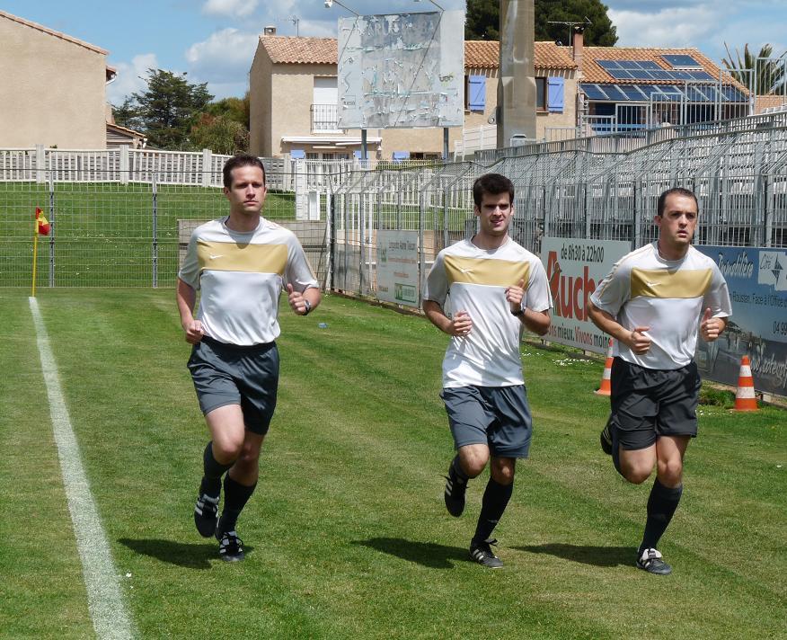 CETTE ( SETE ) ILE SINGULIERE REVIENT EN ( CHAMPIONNAT  DE)  FRANCE DE FOOTBALL AMATEUR  CFA 2 !!!!!!! 624815Photo018