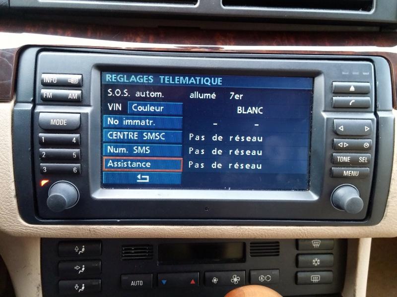 Les menus du GPS mk4 625663Rglagestlmatiques
