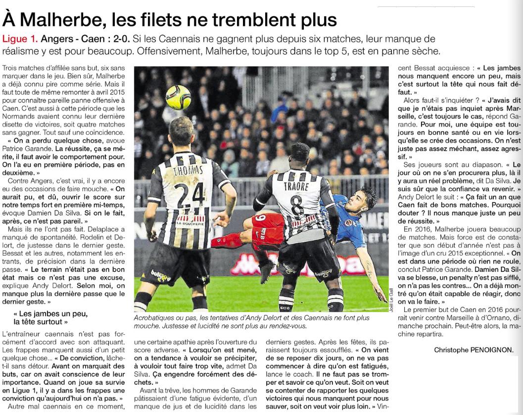 [20e journée de L1] Angers SCO 2-0 SM Caen  - Page 2 625737angers