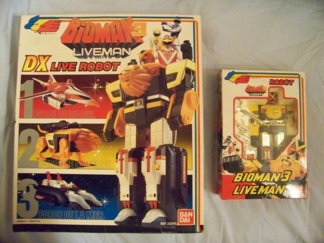 """Liveman (""""Bioman 3"""" en France) - Page 4 6262791011094"""