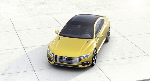 Salon de Genève 2015 : première mondiales du sport Coupé Concept GTE  626819vwsportcoupeconceptgteext008031