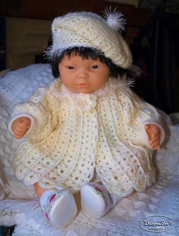 Créations pour bébés au crochet 626999jade