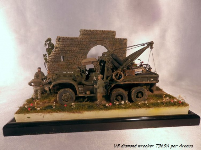 US Diamond T969A wrecker (Mirror Models 1/35) - Page 5 627248P2070131