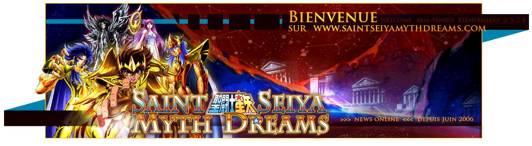 SAINT SEIYA MYTH DREAMS