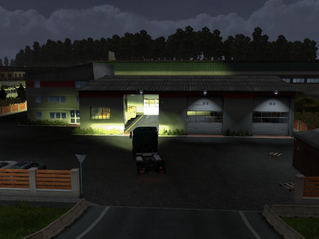 ETS2 - On the road 4 et extension Russie 628890ets200019