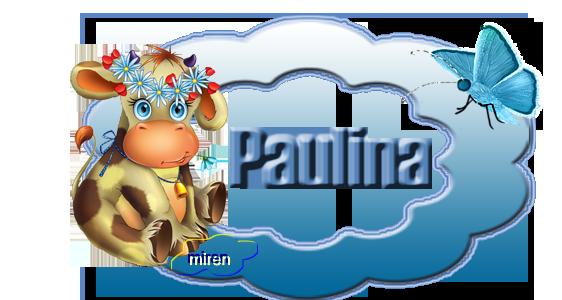 Nombres con P - Página 4 6290840Paulina