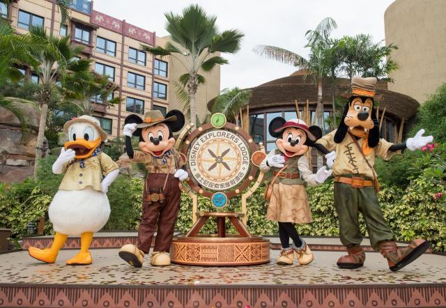 Nouveaux hôtels à Hong Kong Disneyland Resort (2017) - Page 4 629301w464