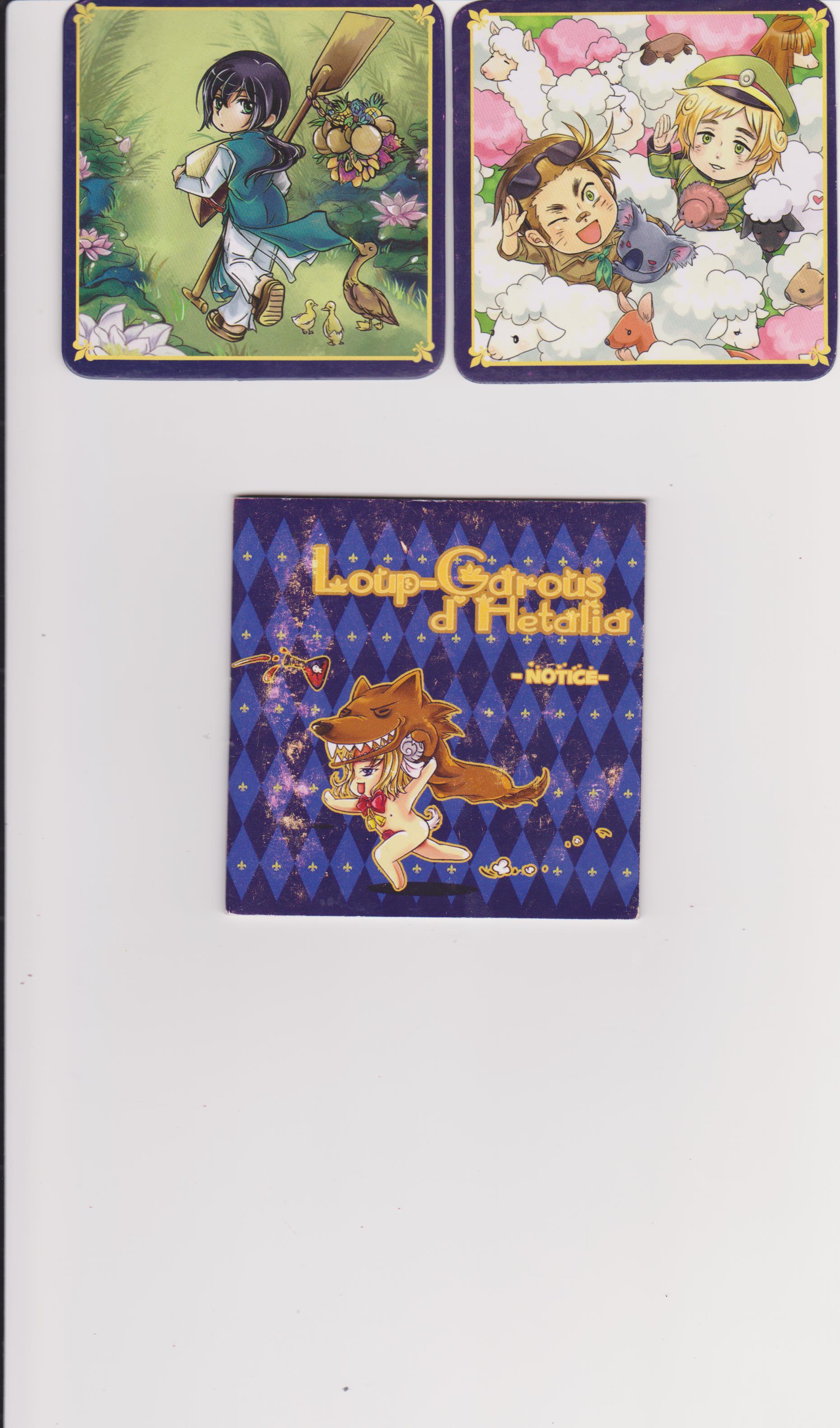 Mes cartes loup-garou d'Hetalia 629620Cartesloupgaroupartie5