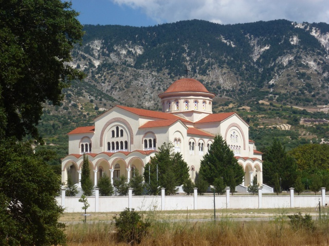 Grèce (Péloponnèse) - Albanie - Monténégro - Bosnie - Croatie été 2014 629691P1110831