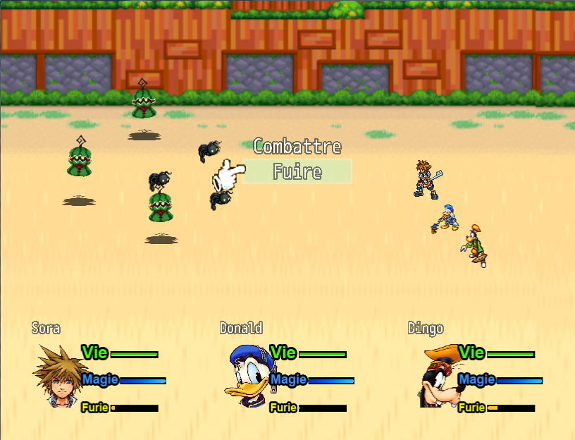 Kingdom Hearts Rpg Maker MV Android DEMO disponible téléchargeable 629968Screen2