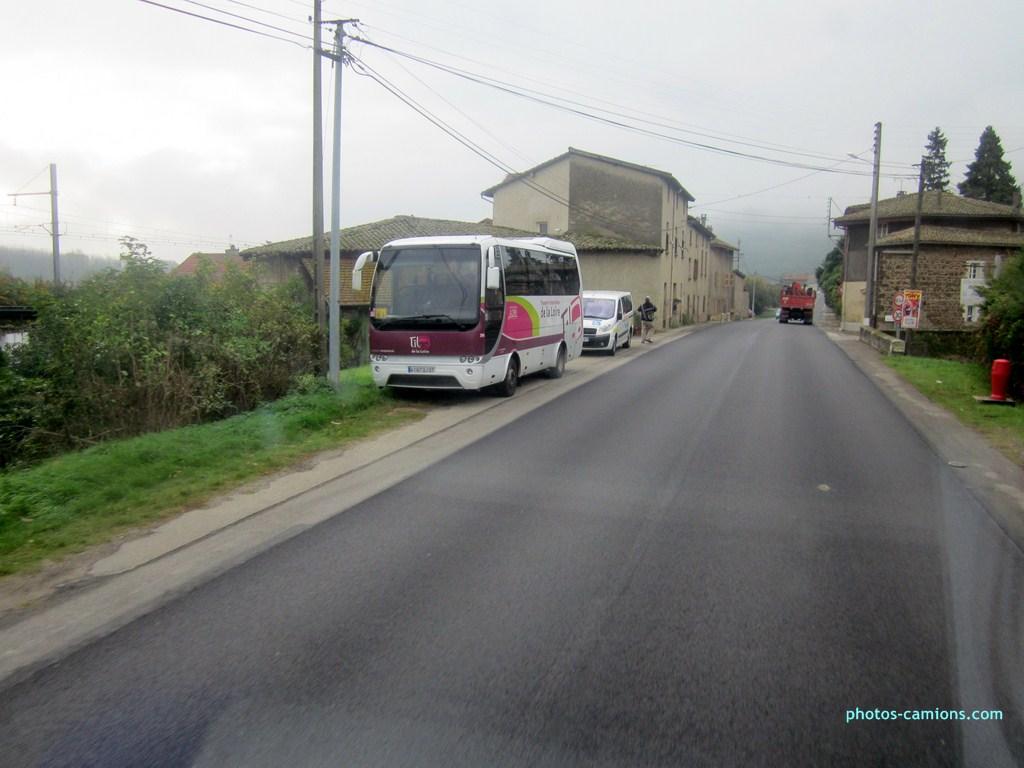Transport interurbain de la Loire 630191photoscamions26X20129Copier