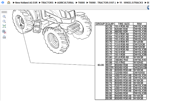 Avis new holland t 6050 - Page 2 630316monteT6000