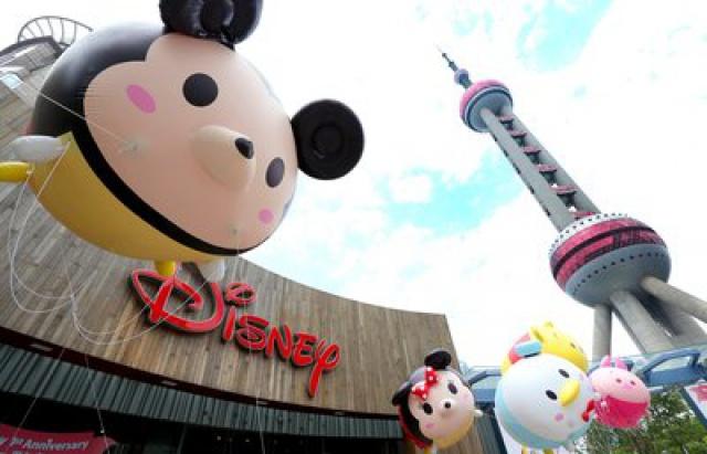 [Shanghai Disney Resort] Le Resort en général - le coin des petites infos  630840w122