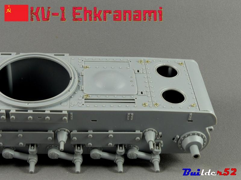 KV-1 Ehkranami  -  TRUMPETER 1/35 631023P1030095