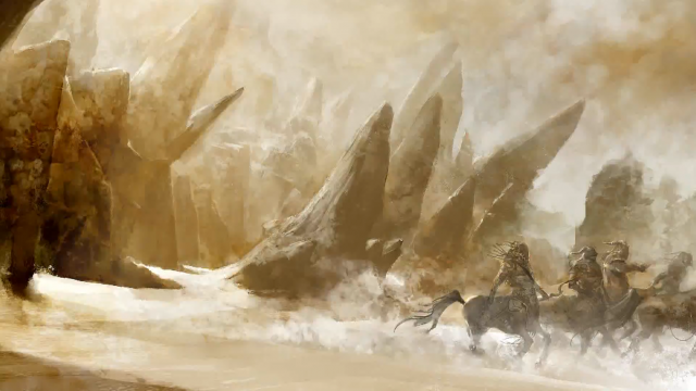 Thereus Kah'men-Roi centaure (Finit) 631694picture63