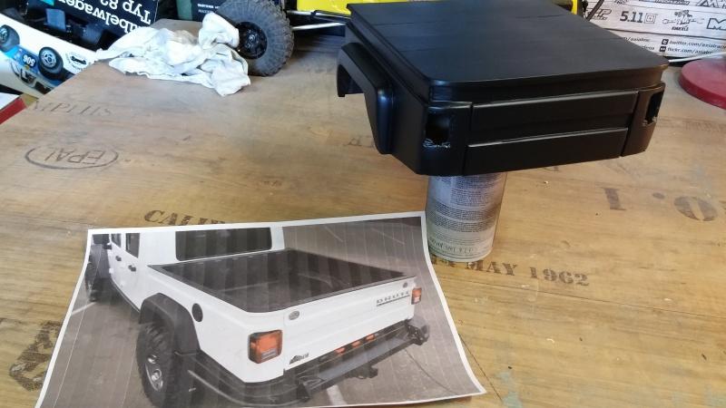 Jeep JK BRUTE Double Cab à la refonte! 63174520141019173656