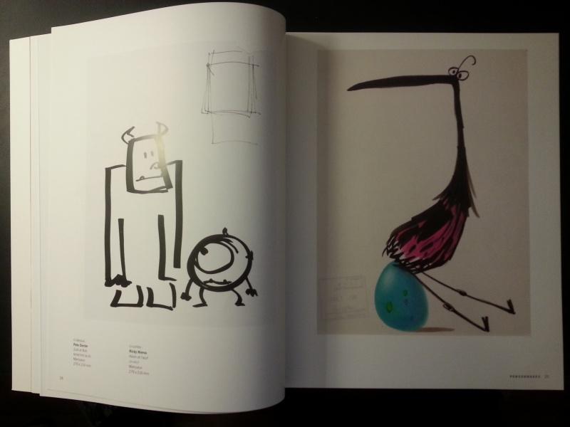 [Exposition] Pixar : 25 Ans d'Animation (Art Ludique - 2013) - Page 2 63205320131119202824