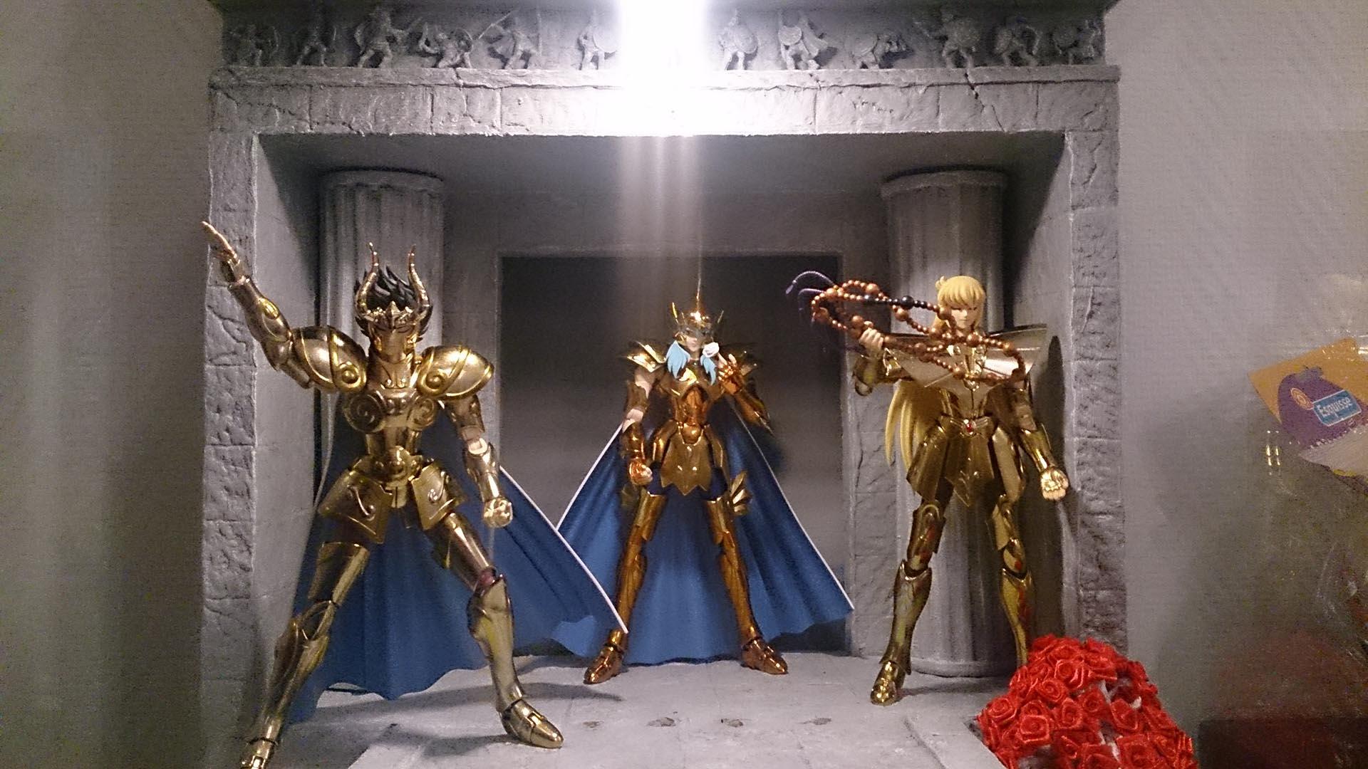 Figurines Saint Seiya (Chevaliers du Zodiaque) 632205MCEX32