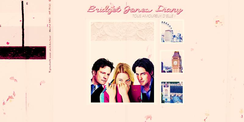 ☀ Bridget Jones Diary