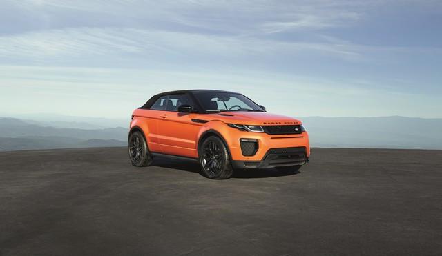 Range Rover Cabriolet, Un SUV Pour Toutes Les Saisons 633159RREVQConvertibleStatic09111504