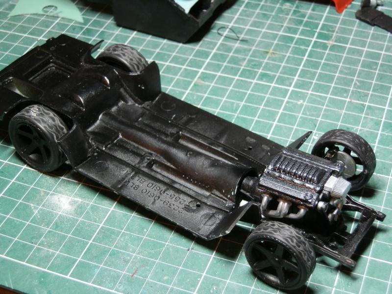 #47 : Chevy bel air 56 custom (TERMINEE) 633823P9295366