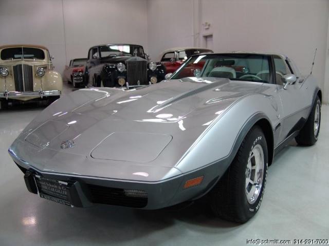 chevrolet corvette 25 th anniversary de 1978 au 1/16 - Page 2 634163corvette197825thanniversary