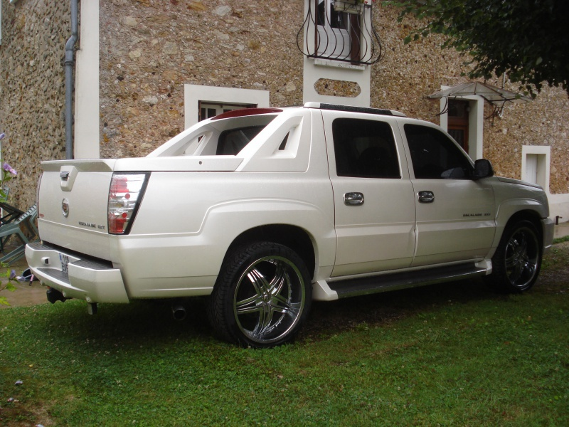 Cadillac Escalade EXT de 2005 634329DSC04260