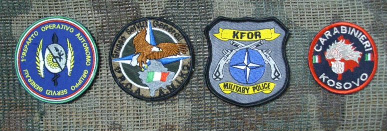 NATO insignias used on ex Yugoslavia territories - Page 2 634832italpatch