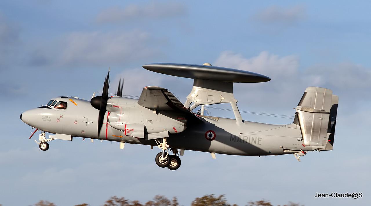 Grumman Hawkeye EC-2 Marine Nationale le 22.11.12 634887IMG9420filtered