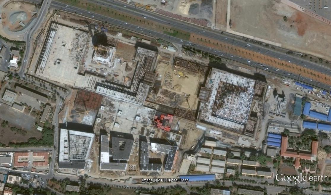 مشروع جامع الجزائر الأعظم: إعطاء إشارة إنطلاق أشغال الإنجاز - صفحة 8 635108ALGMosque04102015