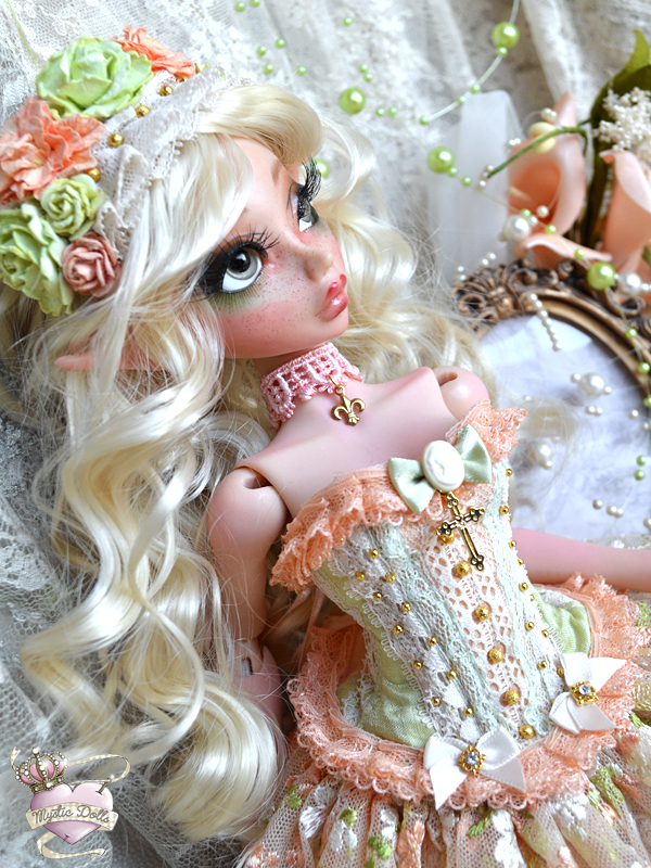 † Mystic Dolls † : Dernier modèle dispo - Arielle en fullset 635980ArielleFlowerGirl04