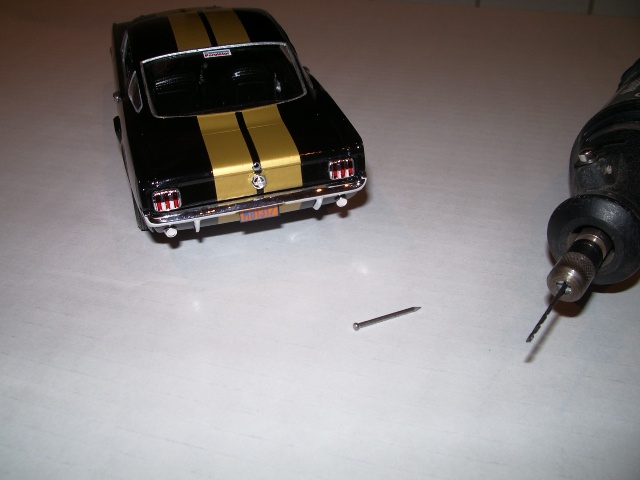 ford mustang GT 350 H au 1/24 636388photoscloutmustang001