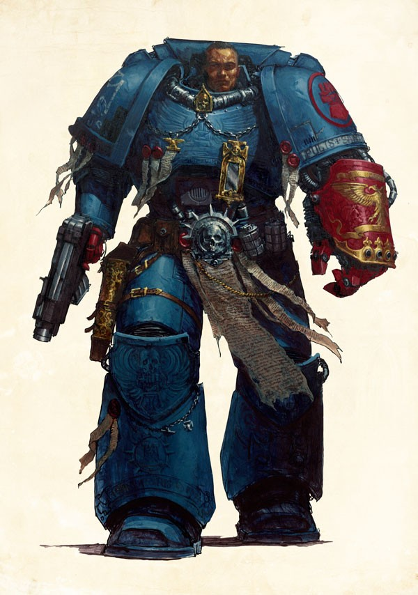 La Puissance de l'Empereur / The Emperor's Might [Artbook] 637011emperorsmight2