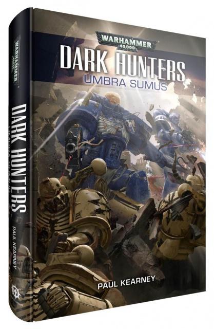 Dark Hunters: Umbra Sumus de Paul Kearney 637164UmbraSumusRoyalUK