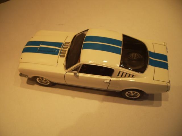 mustang shelby 350 GT 1965  kit monogram 1/24 . 638046IMGP3066