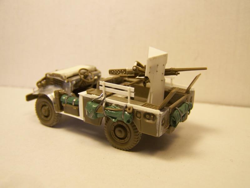 Dodge M6 anti tank Tunisie 1943 (montage terminé) 6381391005342
