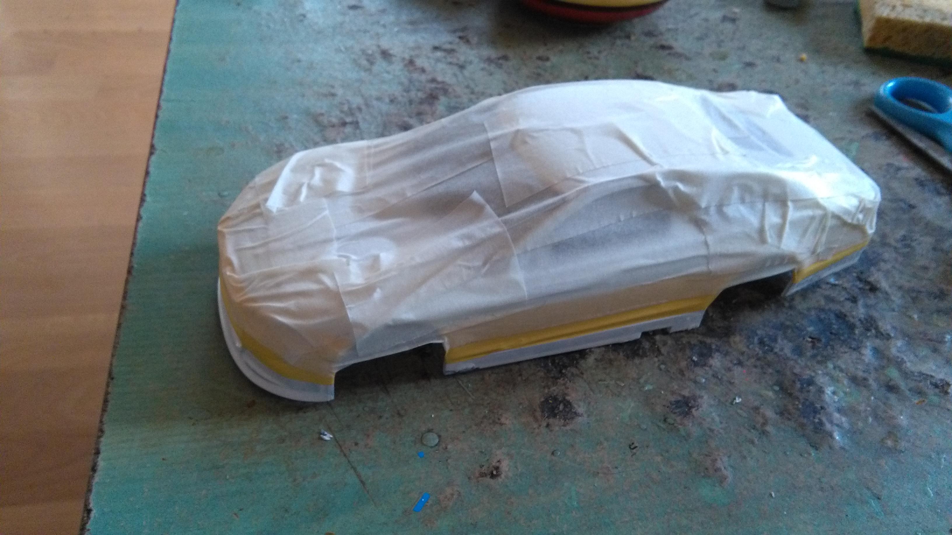 Ford Fusion Penskee 2014 #2 Brad K. Miller Lite - CHASE Version 638652F201320