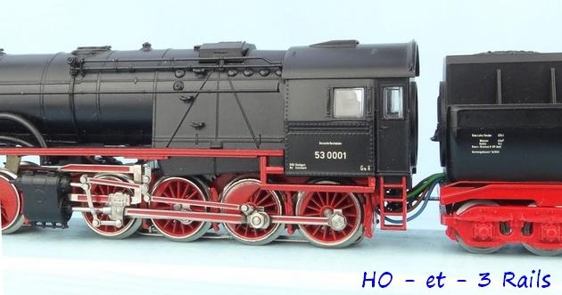 Les locomotives à vapeur articulées 638669MrklinH03102DampflokMalletBR532R