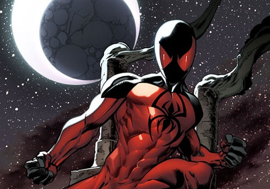 The amazing...Scarlet Spider ~ 638989scarletspider1covervariantbagley