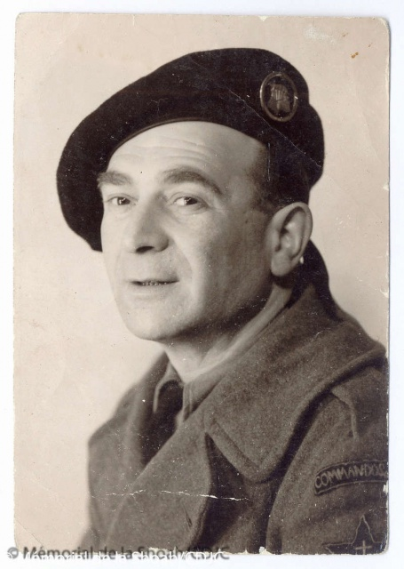Caporal-Chef Jacques/Jacob Ehrenkranz : commandos de France 1944-1945 639358EhrenkranzJacob1