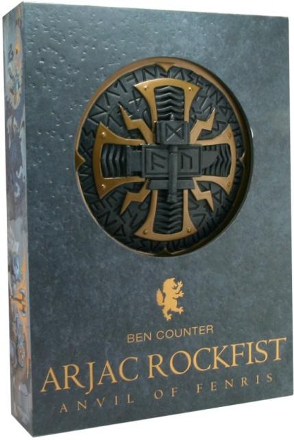 Arjac Rockfist: Anvil of Fenris de Ben Counter 639372arjacdleslip