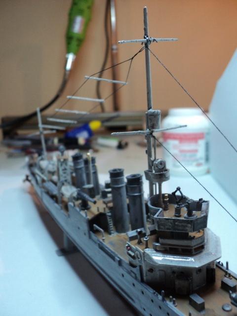 HMS Campbeltown 1/240 Revell 639482DSC01336