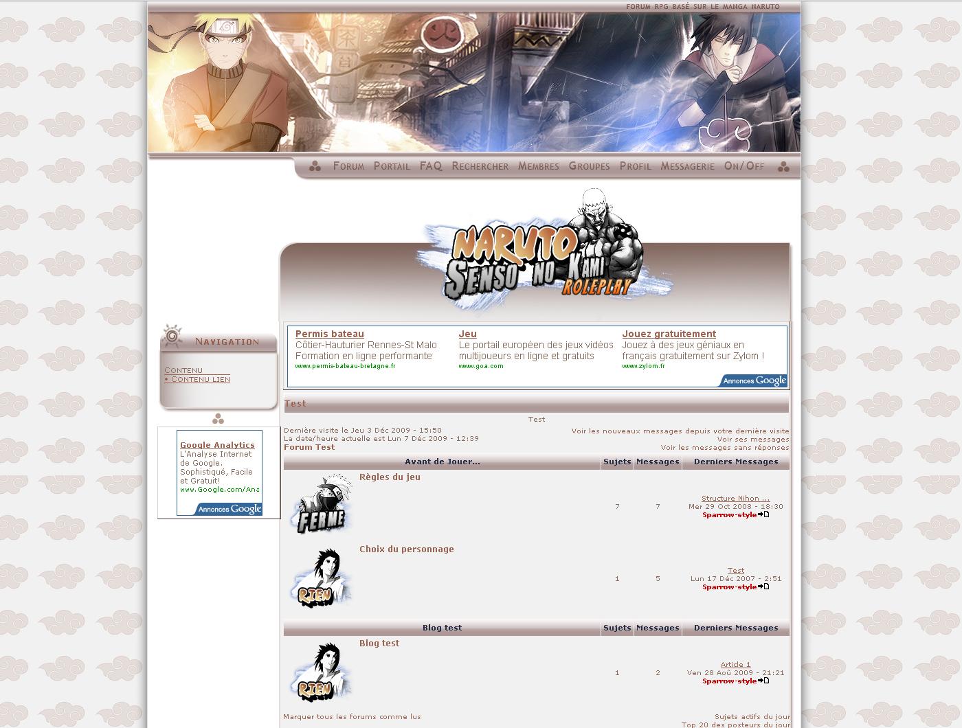 Index des thèmes 640311design
