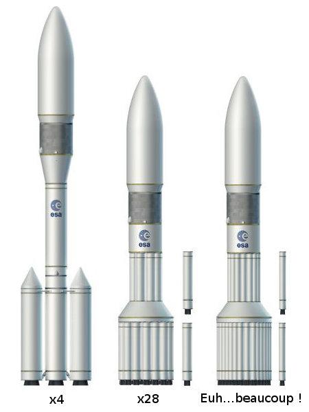 Ariane 6 + Falcon 9 + Vega + Otrag = ??? 641057ariane6modif