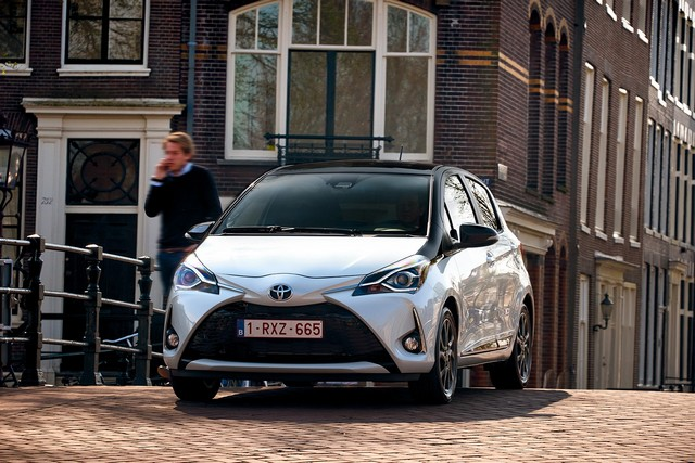 Dossier De Presse Nouvelle Toyota Yaris 2017 6414012017toyotayarisdynamic16
