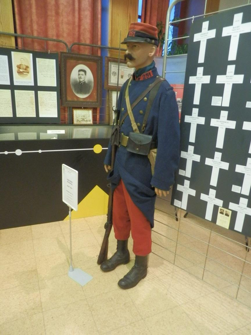 Exposition Château-Thébaud dans la Grande-Guerre 641763PB101887Copie